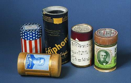 wax cylinders Ethnological Museum Berlin Dahlem