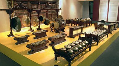 Gamelan collection